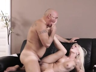 big boobs blonde hardcore at FapVid